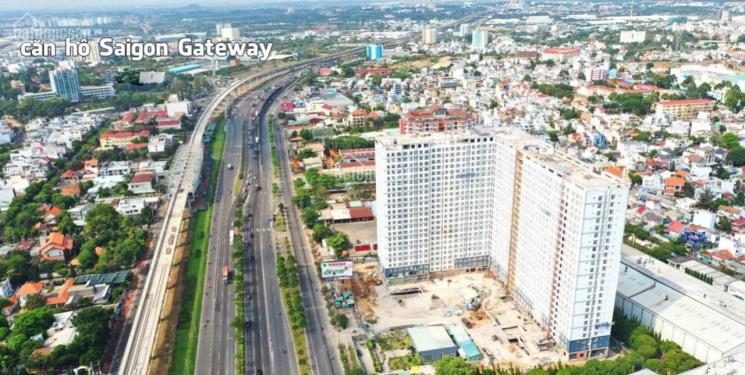 Khách cần thuê gấp căn hộ 2PN Sài Gòn Gateway Q.9, đầy đủ nội thất, giá 10tr đổ lại. Đầu tháng 11 ở