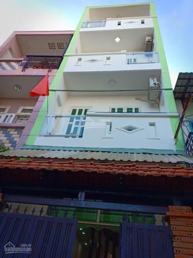 Chính chủ bán nhà 413/ Lê Văn Quới, 1T 3L sân thượng, 5PN, ngay ngã tư bốn xã, 5p ra đầm sen