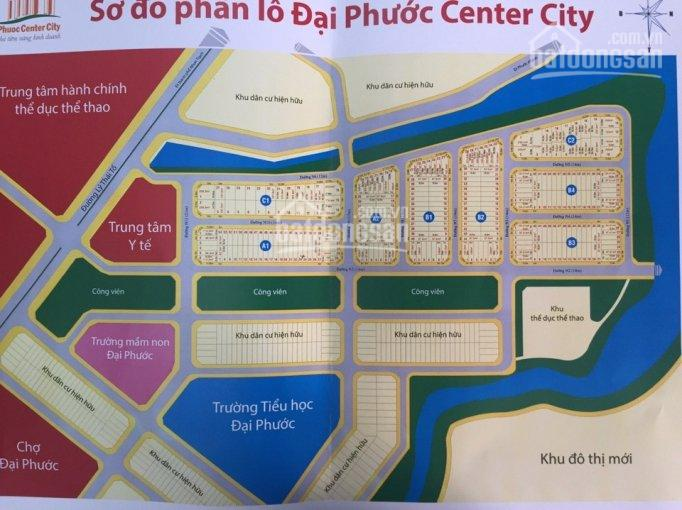 Bán đất nền chợ Đại Phước, Nhơn Trạch Đồng Nai, giá rẻ, đất nền Nhơn Trạch chỉ 1.25 tỷ/nền, gần chợ