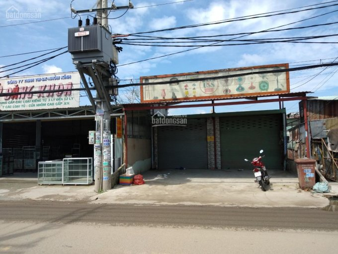 Cho thuê nhà xưởng giá rẻ mặt tiền đường Vĩnh Lộc, DT 8x60m, giá 22tr/th, LH: 0838.567.279
