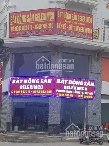 Bất động sản Geleximco báo giá tháng 11, liền kề biệt thự khu A, B, C, D 0904 803 111