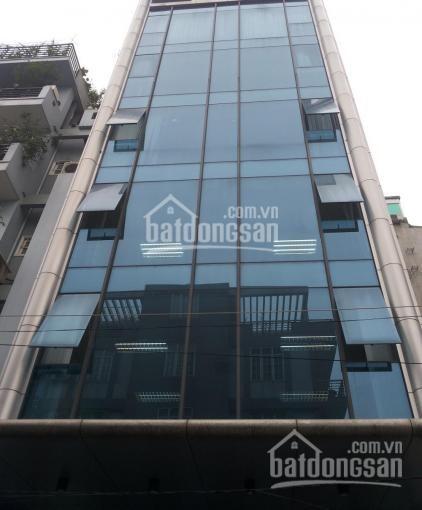 Cần bán nhà mặt tiền Đồng Nai - Trường Sơn, P15, Q10, 4.95x22.15m, hầm 7 tầng, (100tr/th) giá 33 tỷ ảnh 0