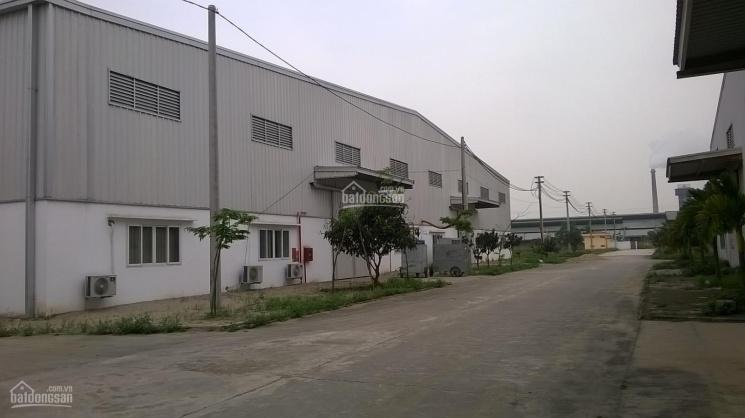 Công ty DCN cho thuê 3 kho xưởng 2000m2 5000m2 8000m2, TL200 xã Giai Phạm, Yên Mỹ, Hưng Yên ảnh 0