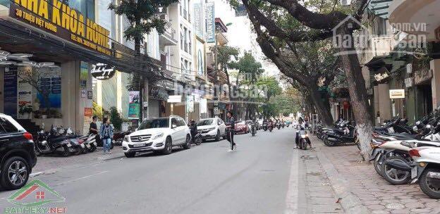 Bán nhà mặt phố Triệu Việt Vương 250m2, MT 12m, 5 tầng, giá 110 tỷ. LH: 0964488868 ảnh 0