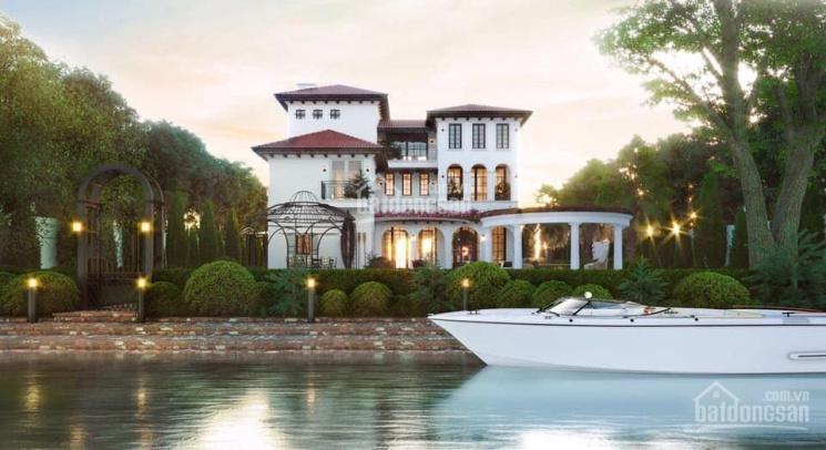 Khu villa 5* ngay quận 9 ngay Hồ Chí Minh, giá chỉ từ 21 - 25tr/m2, 1050m2, LH: 0906954186 ảnh 0