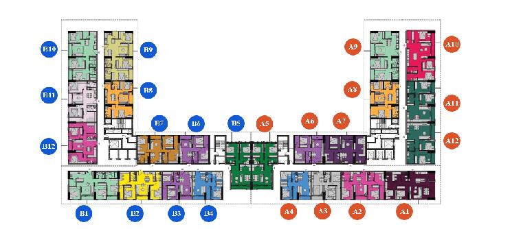 Chính chủ cần bán gấp căn 02, 78m2 Anland Complex khu đô thị Dương Nội mới. LH ngay: 0929041560