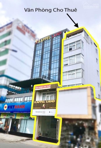 Văn phòng giá rẻ mặt tiền đường Hoàng Văn Thụ, Q. Tân Bình, DT 45m2 - 9tr/tháng, LH 0902326080