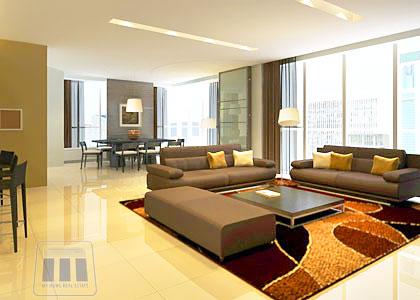 Bán gấp căn hộ Royal City, 72 Nguyễn Trãi. 110m2, 2PN, view đẹp, thoáng, đủ đồ hiện đại, 34tr/m2