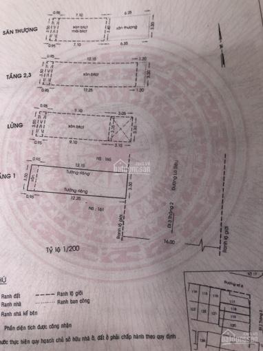 Bán nhà mặt tiền Lò Siêu, Quận 11, diện tích 3.5m x 12.5m. Trệt, lửng, 3 lầu sân thượng