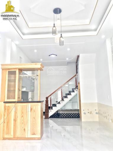 Chính chủ bán nhà mới đẹp kiểu hiện đại đúc BTCT 1 lầu đường Lê Đức Thọ, Phường 16, Quận Gò Vấp