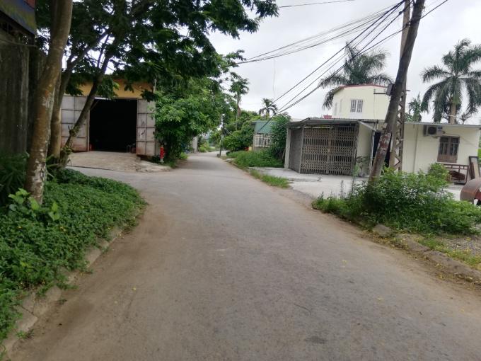 Cần tiền bán gấp 118m2 đất chính chủ tại xã Nam Sơn, huyện An Dương