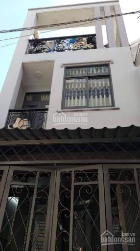 Cho thuê nguyên căn nhà hẻm đường Trường Chinh, 4PN nhà mới, giá 17 triệu/tháng