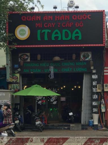 Bán nhà mặt tiền kinh doanh sầm uất đường Lê Trọng Tấn, 5.6x24.15m nở hậu