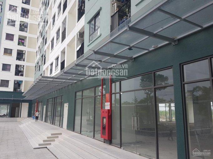 Bán kiot thương mại tòa 19T1 Lucky House Kiến Hưng có thể vào kinh doanh được ngay, giá 35tr/m2