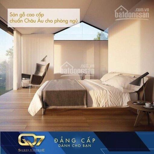 Bán gấp căn hộ giá rẻ Q7 SG Riverside view sông giá 2 tỷ/66m2, 1,6 tỷ/53m2, LH: 0902520285 Diễm