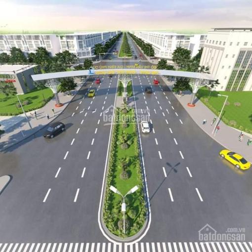 Bán đất KĐT Phú Mỹ tại TP Quảng Ngãi, 125m2, sẵn sổ đỏ, cơ sở hạ tầng hoàn thiện. LH: 0945676676
