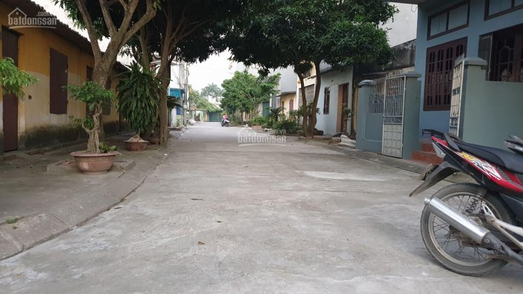 Bán 92m2 đất khu tập thể trại gà Phúc Thịnh, Đặng Xá, Gia Lâm