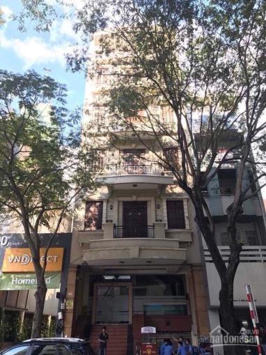 Cho thuê căn nhà 86 - 88 Pasteur, Phường Bến Nghé, Quận 1; DT 8,5x17m trệt 5 lầu giá 500 tr/tháng