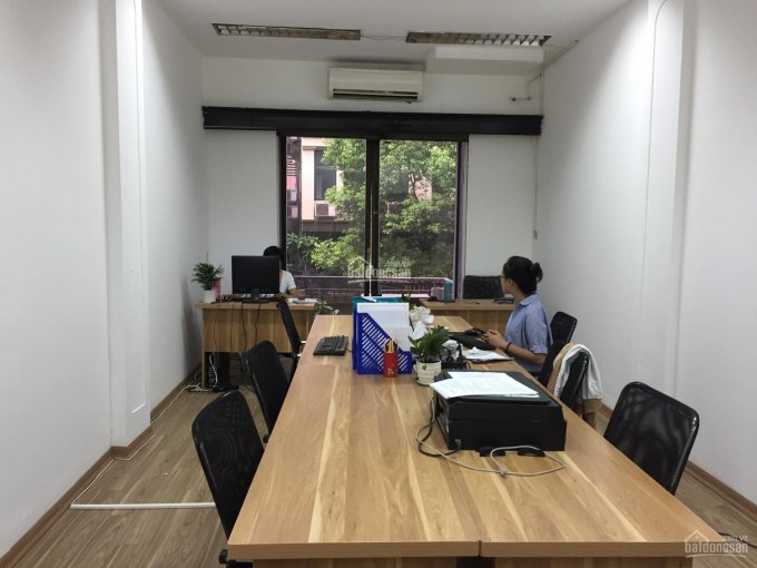 Cho thuê văn phòng mặt phố Lê Văn Hưu, Hai Bà Trưng
