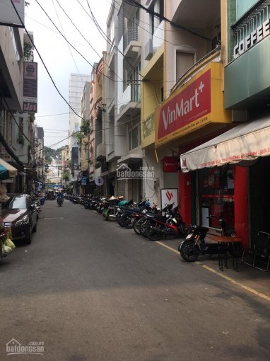 Bán nhà HXH 150/7 Nguyễn Trãi, Bến Thành, DT 4,35m x 20m, cấp 4, GPXD: Trệt- 5 lầu-TM, 27.8 tỷ ảnh 0