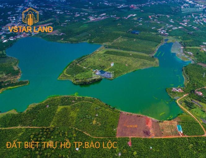Chính chủ đất biệt thự Bảo Lộc - hồ lộc thanh 800m2 (10x80m) 1 tỷ 250tr LH 0919.174.279