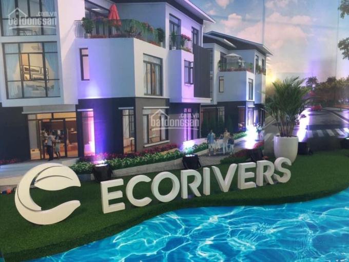 Bán căn nhà phố kinh doanh vị trí đẹp khu đô thị Ecorivers Hải Dương