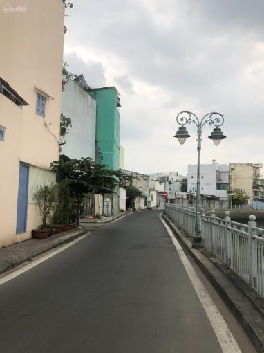 Bán nhà 4x14m mặt đường Tân Hóa, p14, Q6, LH 0902672342