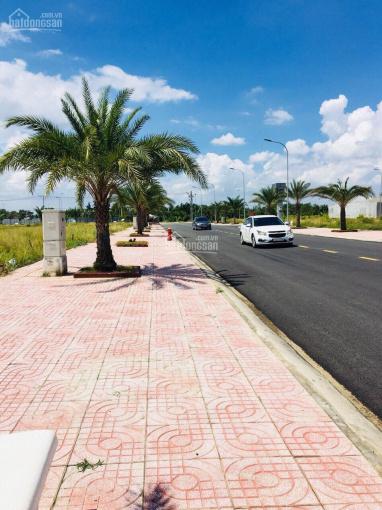 Bán lô đất MT đường 10m thông dự án Centana Q9, cách đường 30m vài bước chân, giá rẻ hơn TT 3 giá