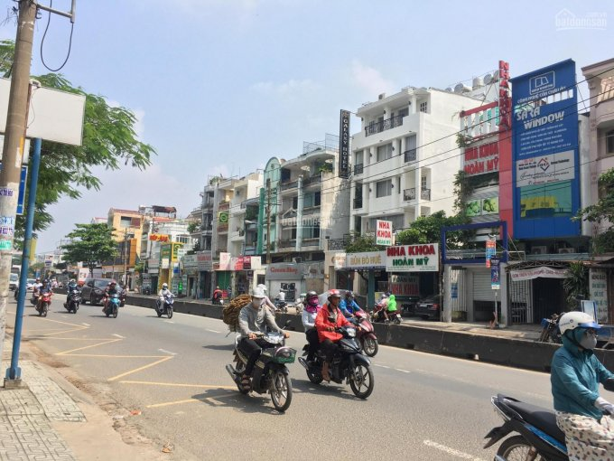 Vị trí cực hot - Mặt tiền Nguyễn Ảnh Thủ 9x30m P. Hiệp Thành Quận 12 - thuận tiện kinh doanh