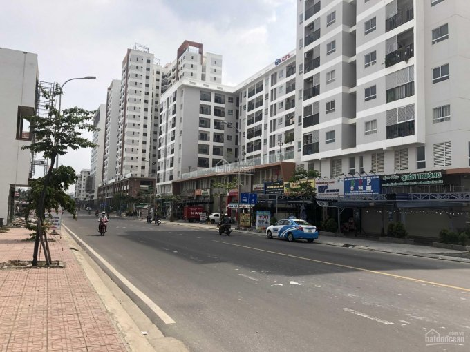 Căn góc shophouse đẹp nhất chung cư CT2 - 21 tầng VCN Phước Hải