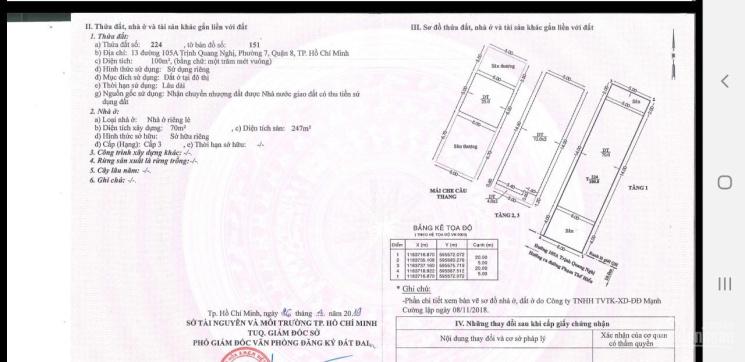 Cần tiền bán gấp nhà phố KDC Phú Lợi, Quận 8, liên hệ chính chủ