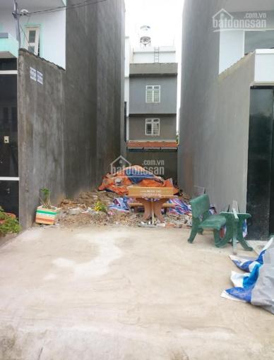 Bán đất Dương Quảng Hàm Phường 5 Gò Vấp, DT 4x12 vuông vức, HXH 4m, giá 3.5 tỷ (TL)-LH:0908282445