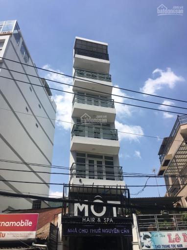 Cho thuê nhà mặt phố đường Nguyễn Công Trứ Quận 1, 4.5x18m, 7 tầng, 85tr/th, 0937221439