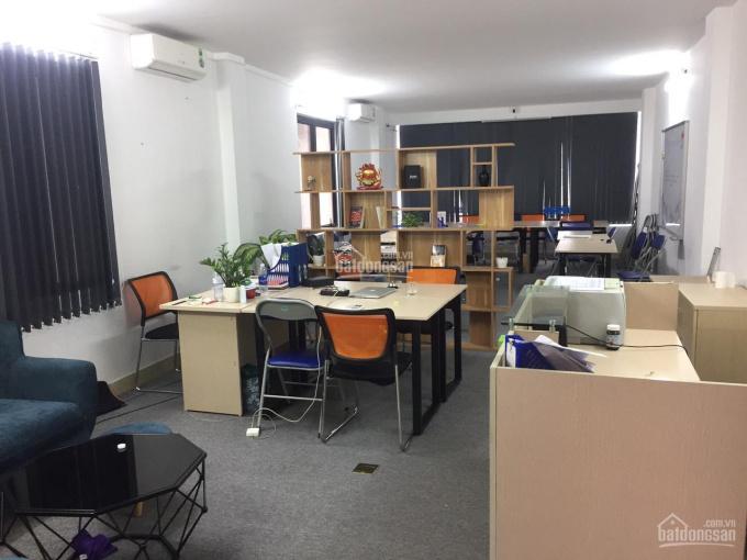 Cho thuê văn phòng tại Vũ Phạm Hàm. Diện tích sàn 85m2, liên hệ: 0914 271 356