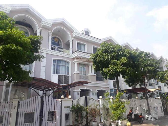 Cần bán căn biệt thự phố vườn Mỹ Phú, DT 7x20m - 17x16m. Nhà đẹp tặng lại toàn bộ nội thất cao cấp ảnh 0