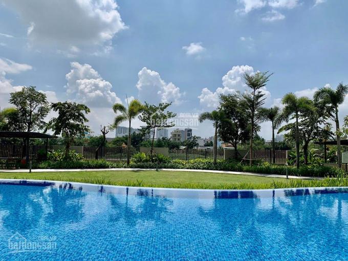 Chính chủ bán Palm Heights tháp T2, 2PN - 80.4m2 căn 04, view Saigon Spork City, 3.720 tỷ, bao phí ảnh 0