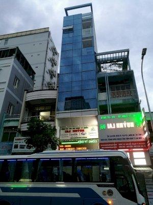 Cho thuê tòa nhà mặt tiền Điện Biên Phủ 7 tầng, 4.5x20m, 90 triệu/th LH: 0937820299 - Quang Hải