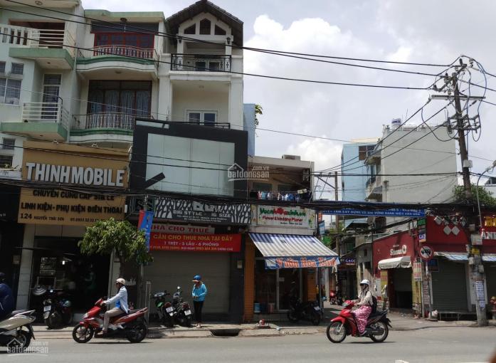 Bán nhà mặt tiền Nguyễn Thái Sơn, gần ngã 3 Phạm Ngũ Lão quận Gò Vấp, LH: 0907267211