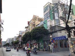 Bán nhà mặt tiền Sư Vạn Hạnh, phường 9, quận 5, DT: 4x17m, 3 lầu, ngay An Đông Plaza, giá 26 tỷ