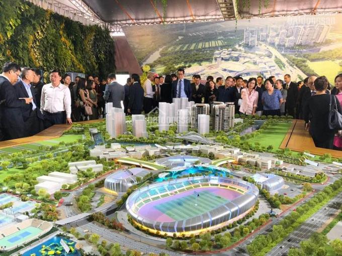 Saigon Sports City ra mắt - Đối diện dự án căn hộ Palm Garden - Palm City - Quận 2 ảnh 0