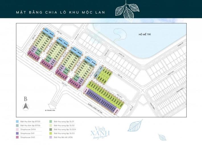 BQL tổng hợp thông tin cho thuê Shop - house Vinhomes GreenBay chỉ từ 25 triệu/tháng
