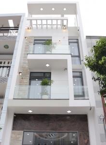 Hot! Với hơn 8 tỷ sở hữu ngay nhà HXH 70m2, khu CMT8, P. 5, Tân Bình, 0944516878