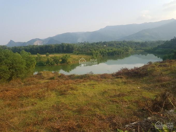 Cần bán 6400m2 mặt hồ Vịt Cổ Xanh tại Cư Yên, Lương Sơn, Hòa Bình