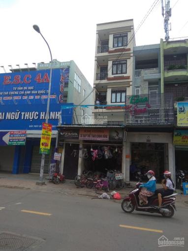 Cần bán nhà mặt tiền đường Nguyễn Ảnh Thủ, P. Hiệp Thành, Q. 12, LH: 0971631222