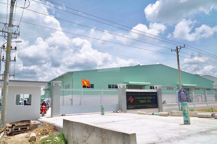 Kho xưởng cho thuê tại Long An, KCN Phú An Thạnh