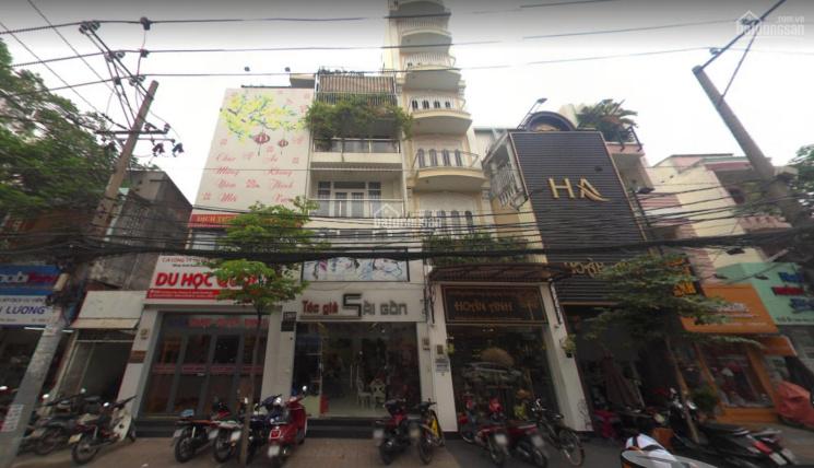 Cho thuê nhà mặt tiền Trần Huy Liệu, Quận Phú Nhuận