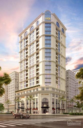 Bảng giá trần dự án HDI Tower 55 Lê Đại Hành, trung tâm phố, căn đẹp view trọn hồ. LH 0989196538