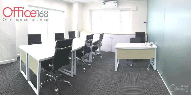 Văn phòng đầy đủ trang thiết bị chỉ, mặt tiền đường Nguyễn Trãi, quận 5