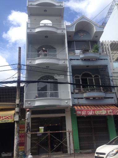Bán gấp nhà Cư Xá Phú Lâm D, 3 tầng, P10, Q6 chỉ: 4 tỷ 9 TL