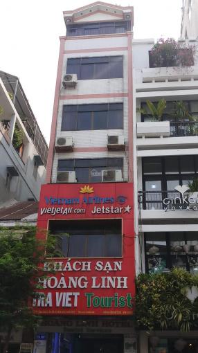 Bán khách sạn MT Nguyễn Thái Bình Q1 (Gần Chợ Bến Thành), giá 53 tỷ (HĐT 173,55 triệu/tháng)